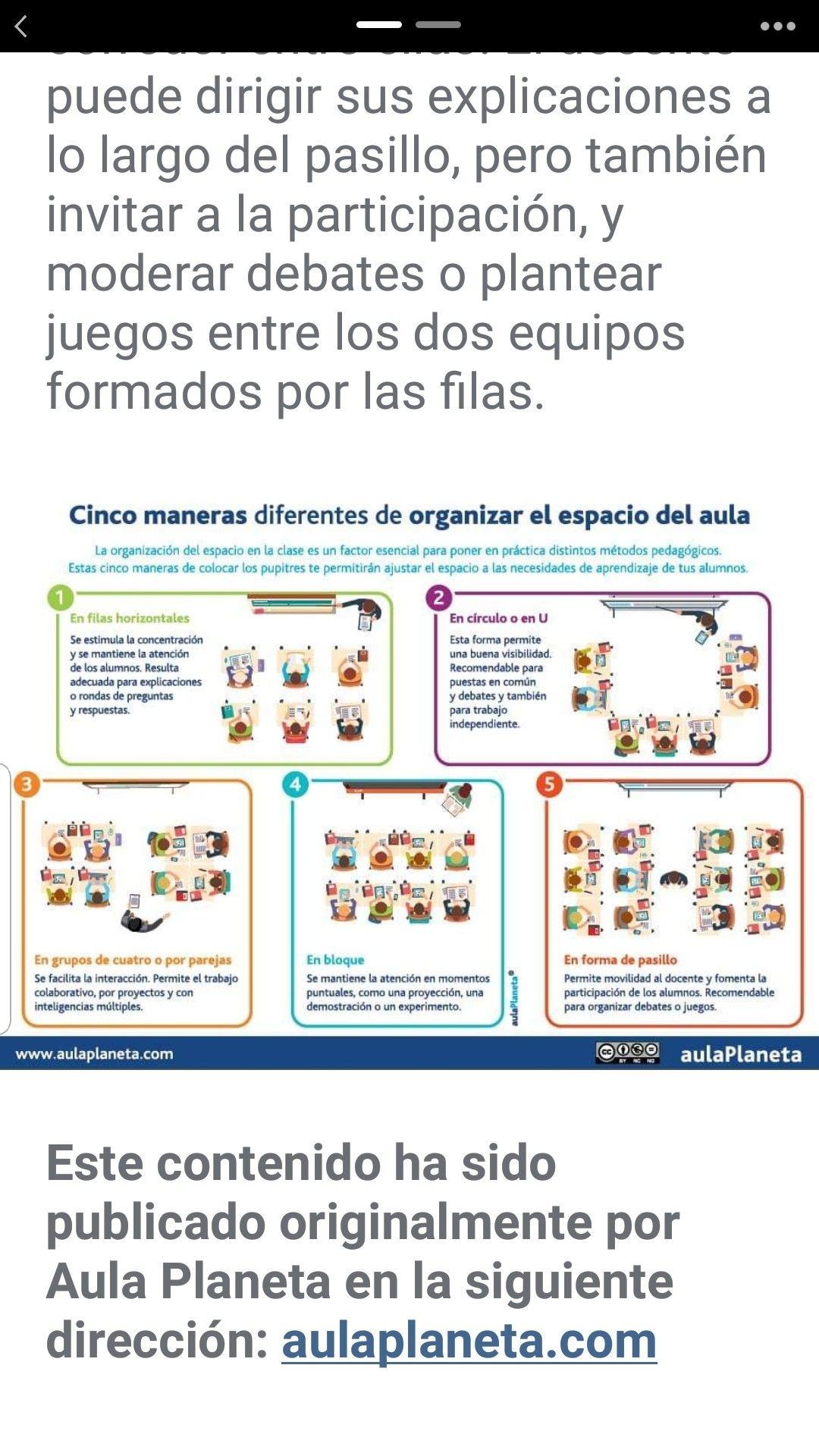 Pin De María Fernanda Medina Lopez En Innovación Educativa Espacio Del Aula Educacion Educacion Fisica