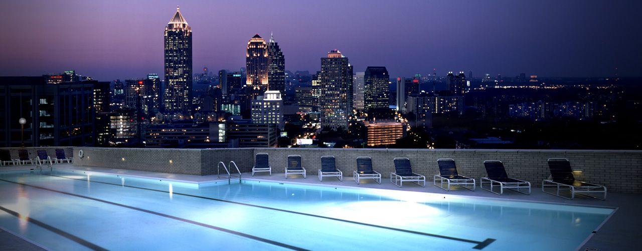 The Georgian Terrace Midtown Atlanta Hotels Luxury