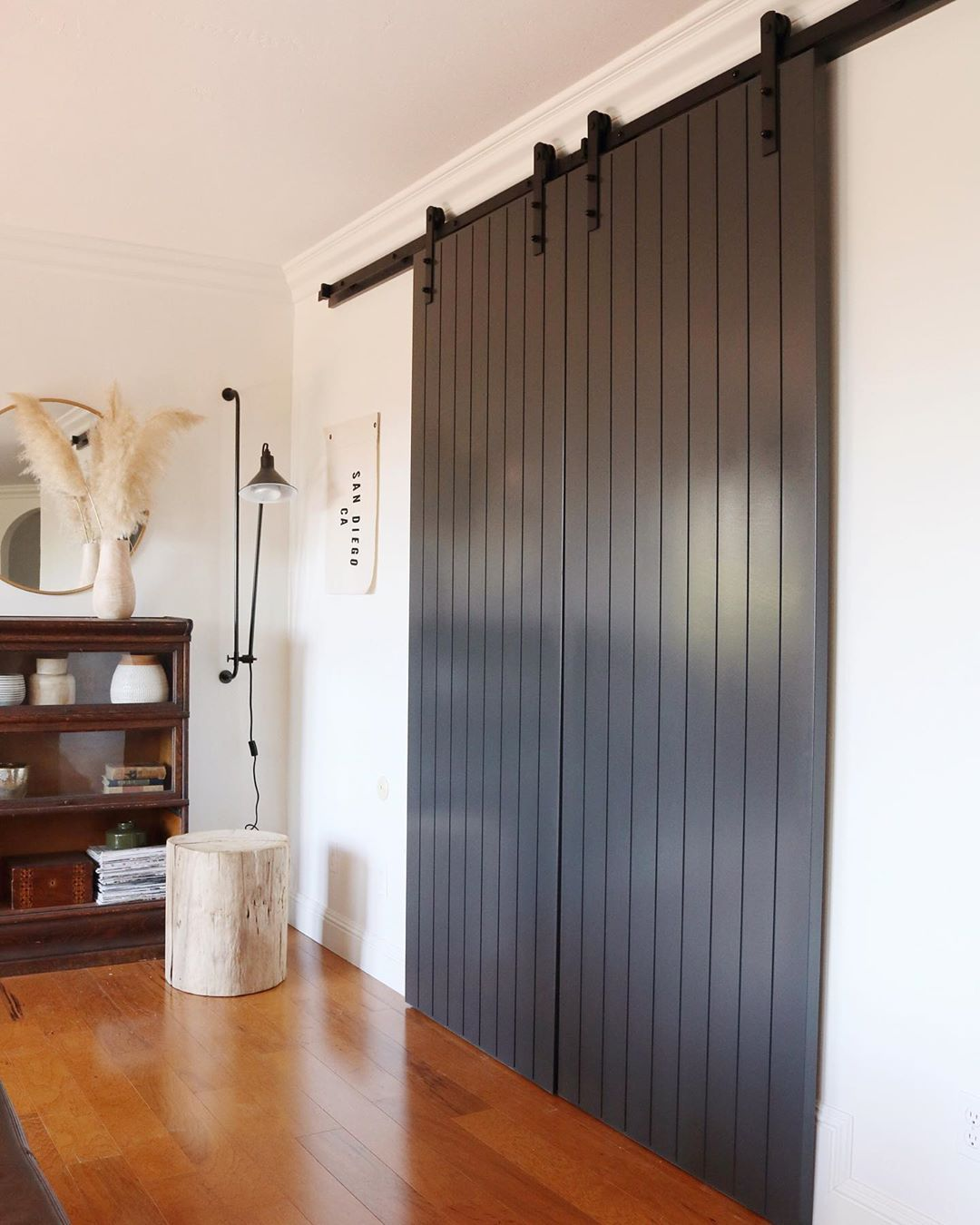 Barn doors. San Diego, Ca   Interior design, Interior, Design