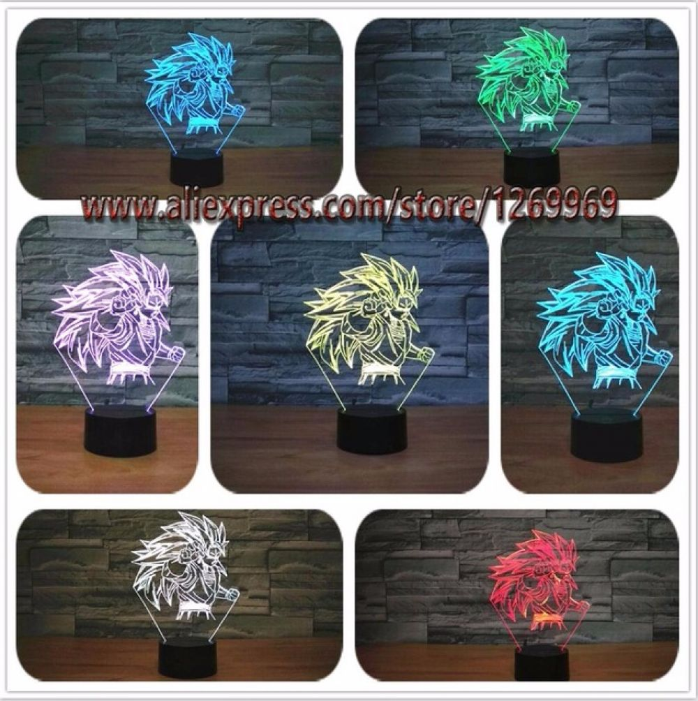 Like if you are excited cute animelove night light