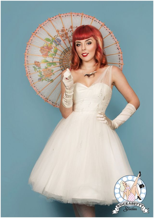 Unique Pin Up Style Wedding Dress Pictures - Wedding Dresses and ...