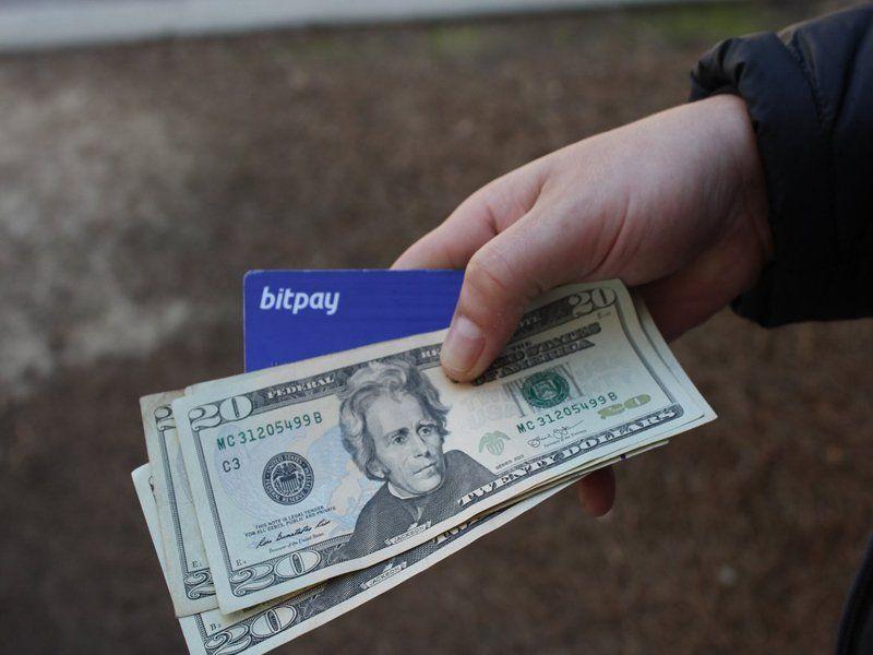 The Bitpay Visa a BitcoinDebit Card Review Bitcoin
