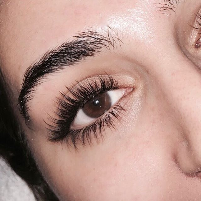 2ee0720fa6b Guess again... they're actually individuals Lashes by @hannahhxharrison
