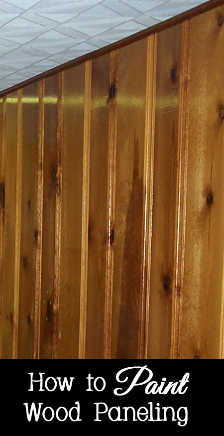 How To Paint Wood Paneling In 2020 Painting Wood
