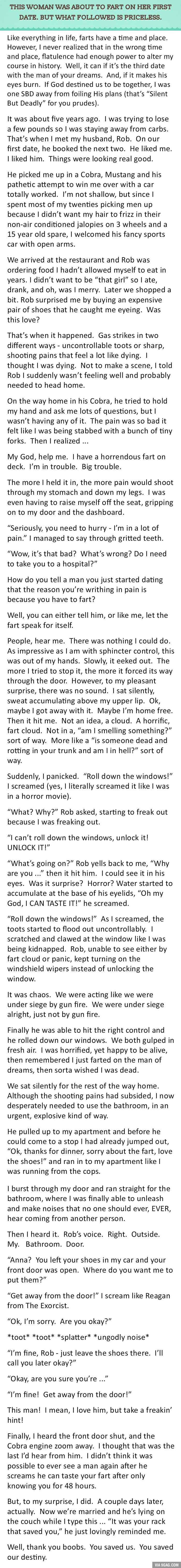 The Most Craziest Fart Story Ever