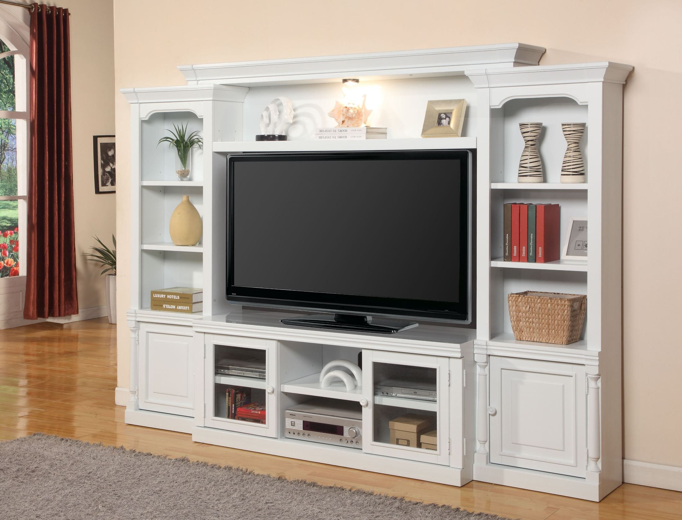 Premier Alpine Stationary Wall Unit | Furniture | Pinterest ...
