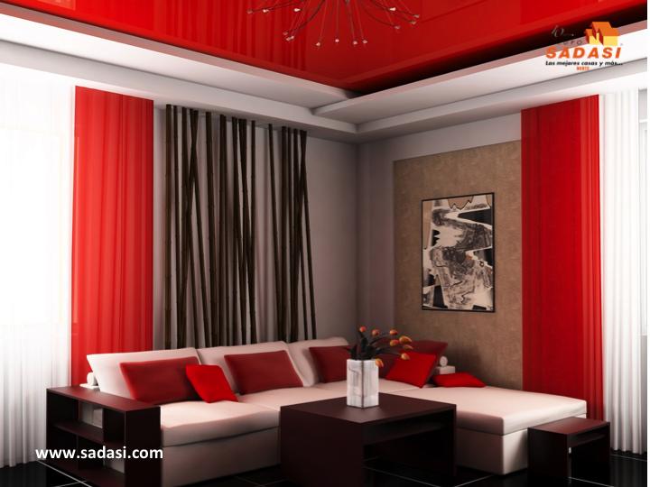 Decoracion las mejores casas de m xico en el estilo for Decoracion casa rojo