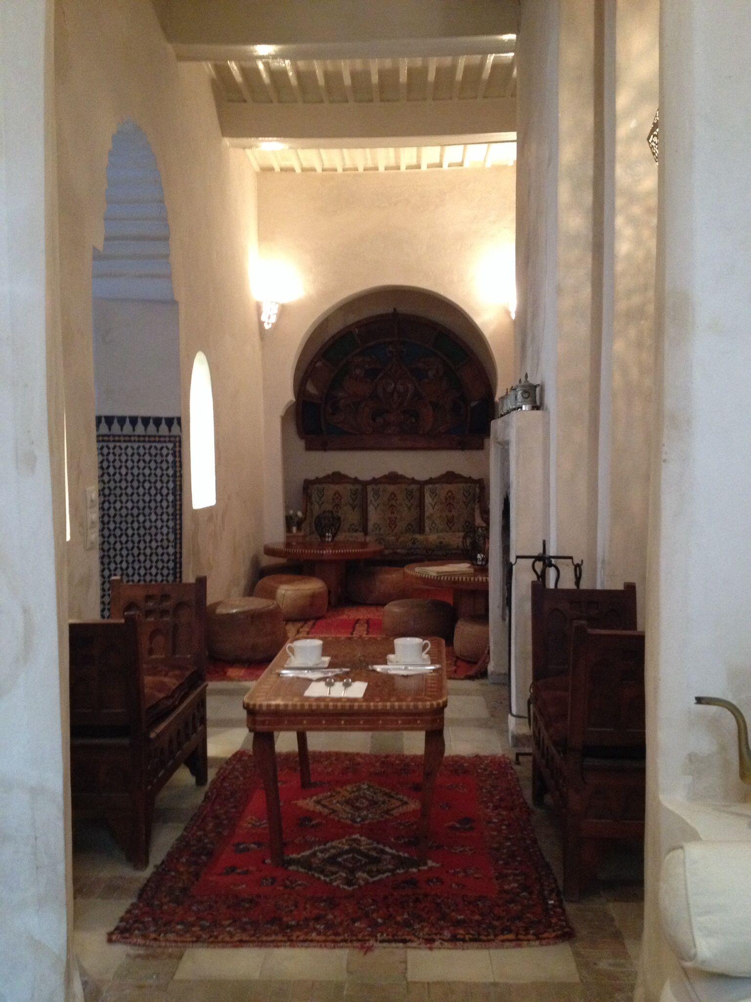 Riad Malaika in Essaouira