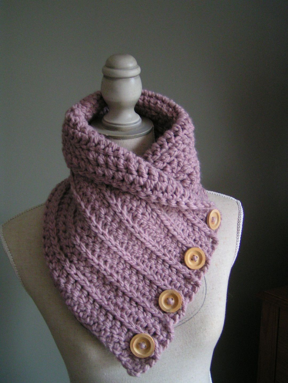 938f606be57 SNOOD   ECHARPE   COL au crochet   Echarpe