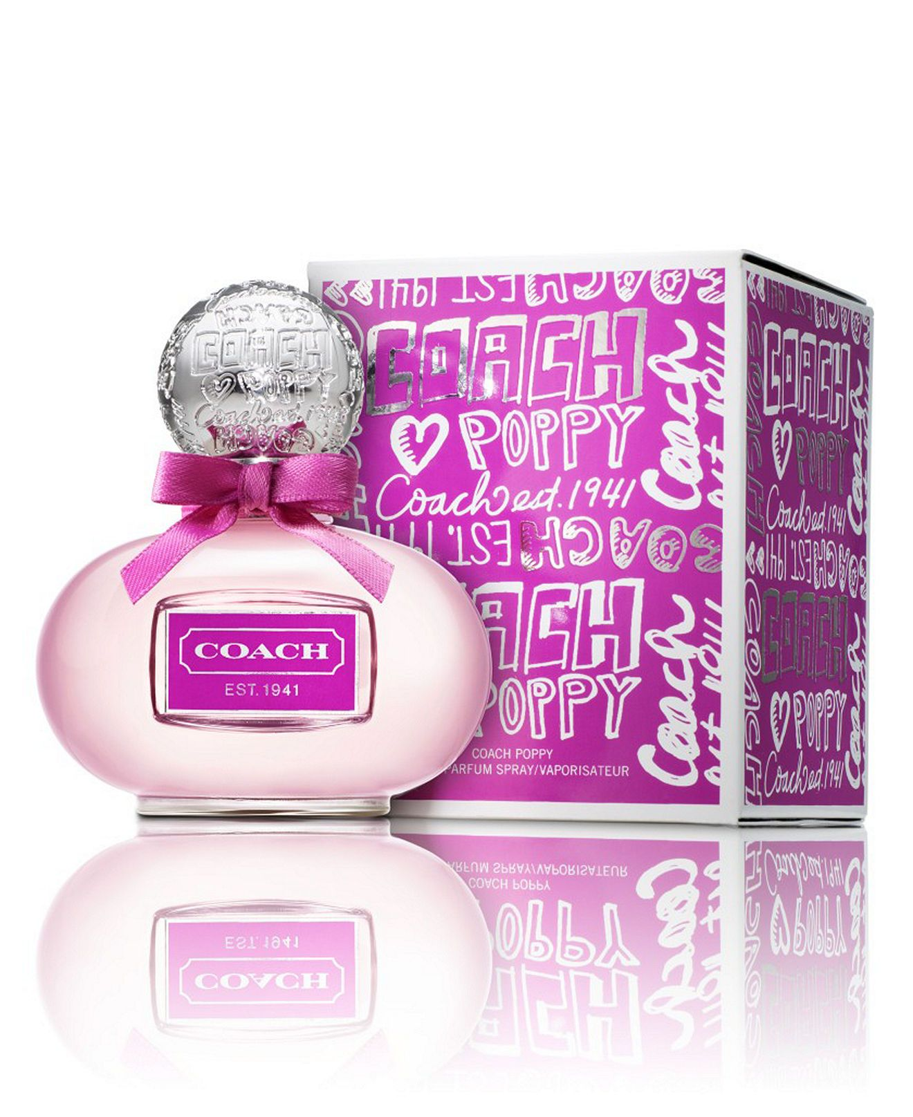 COACH Poppy Flower Fragrance Collection for Women Flower