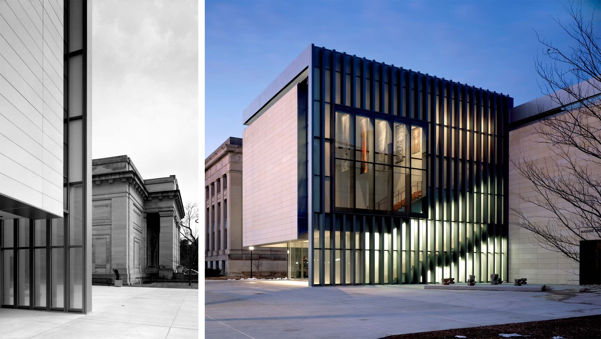 Delicieux University Of Michigan Museum Of Art / Allied Works Architecture With  Integrated Design Solutions (Click Image For More).