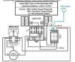 Image Result For Contactor Timer Diagram Latches Wire