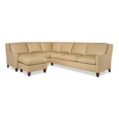 Marvelous Randall Allan 2111Lac Raf Adele Sectional Available At Ncnpc Chair Design For Home Ncnpcorg