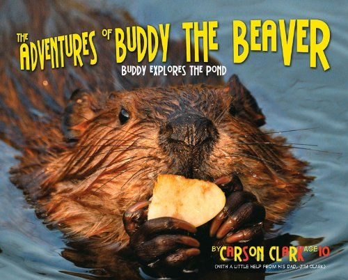 The Adventures of Buddy the Beaver: Buddy Explores the Po...