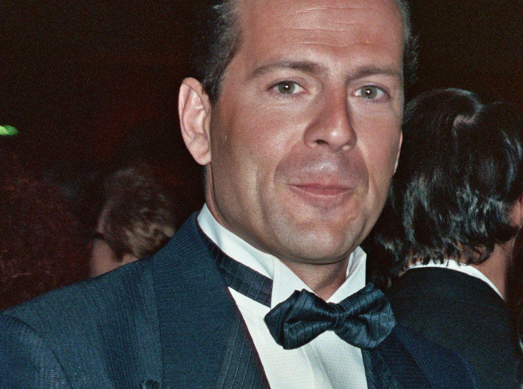 Handsome Bruce Willis