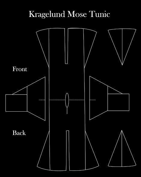 """Bjorn the Pathfinder"" Tunic #tunicdesigns"