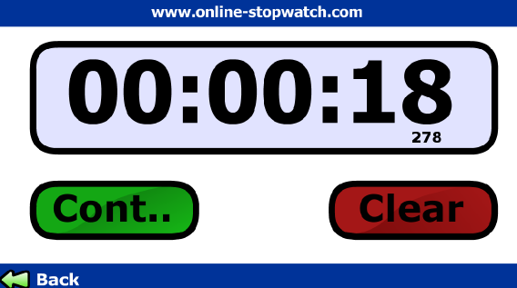 this is a very simple free online timer for those who do not want