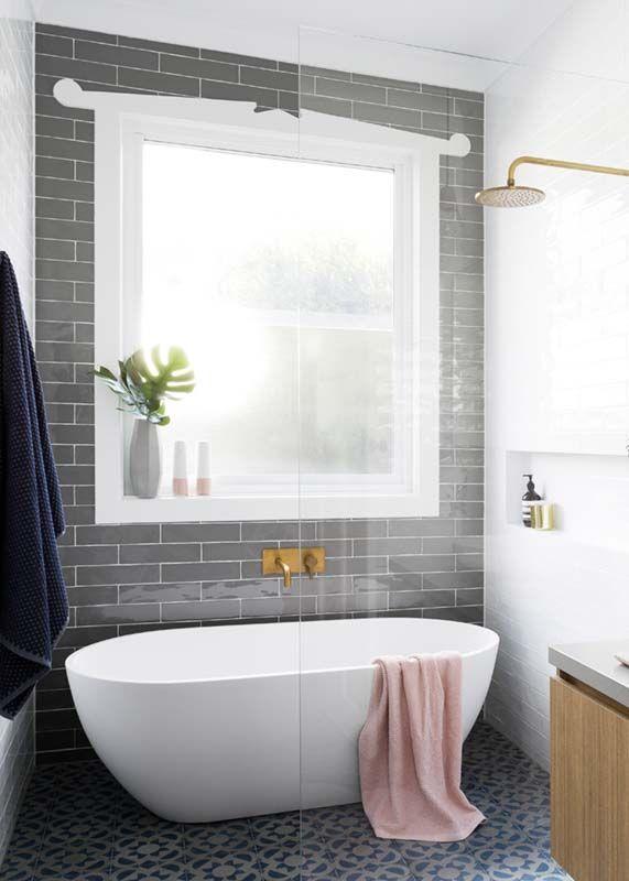 Photo of The new classic bathroom
