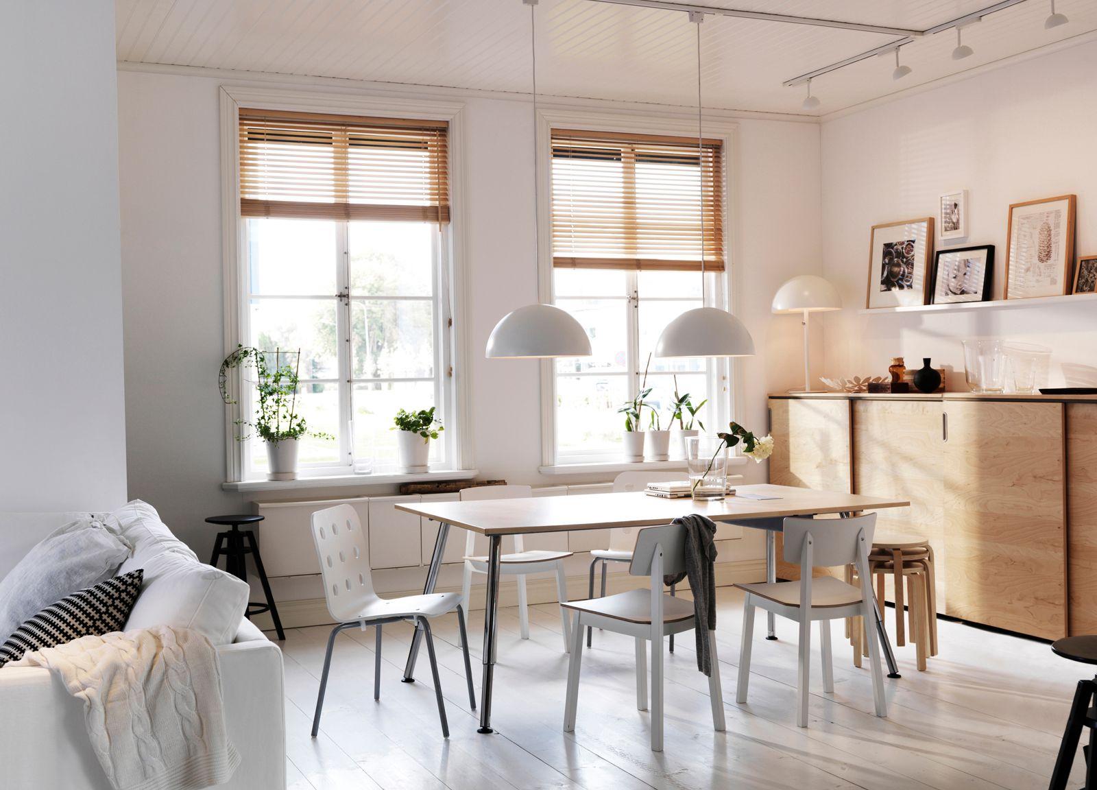 Tende veneziane di legno mood board home nel 2018 pinterest ikea home office e home for Veneziane in legno ikea