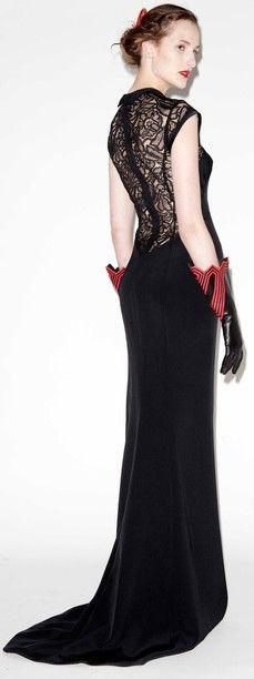 L'Wren Scott Spring 2013 ♥✤ | Keep the Glamour | BeStayBeautiful #HauteCouture