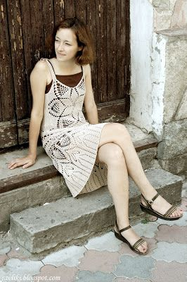 Handstitched Ravliki: Sarafanes basada Zhoozhie | Clases magistrales en la costura