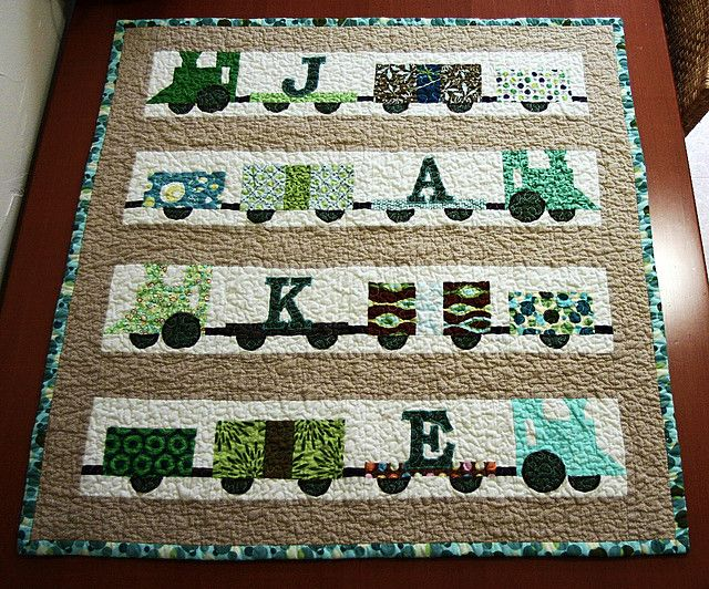 A quilt for jake for Jake quilted bedding