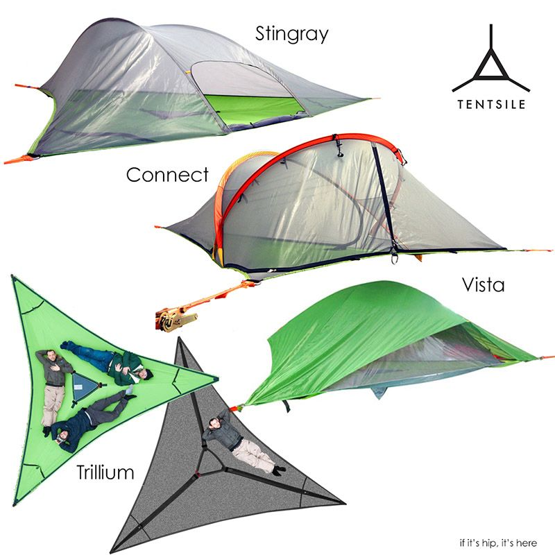 Tentsile-tree tents and hammocks IIHIH  sc 1 st  Pinterest & Tentsile-tree tents and hammocks IIHIH | DIY | Pinterest | Tree ...