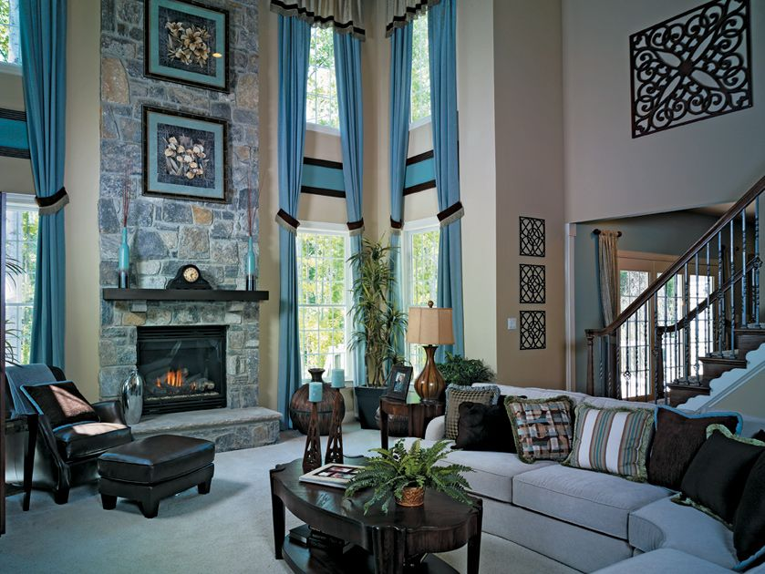 Toll Brothers - America\'s Luxury Home Builder | Home Design Ideas ...