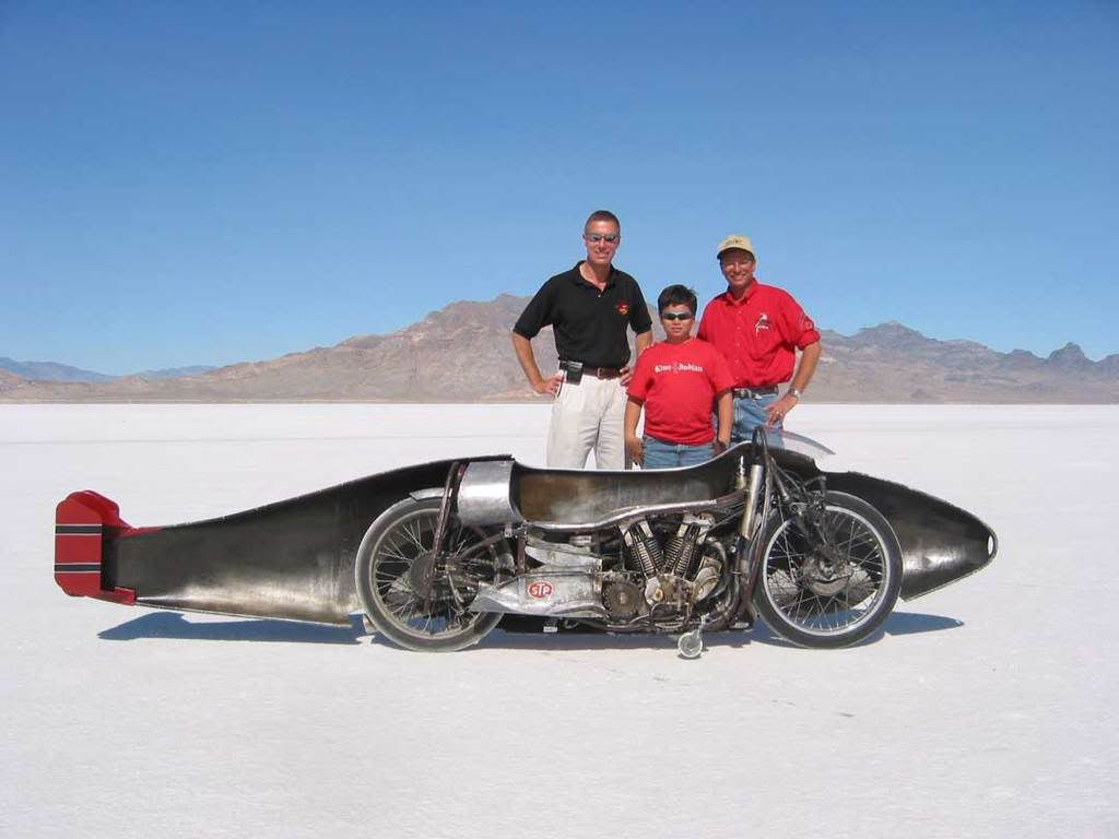 World Fastest Indian Motorcycle Vintage Indian Motorcycles
