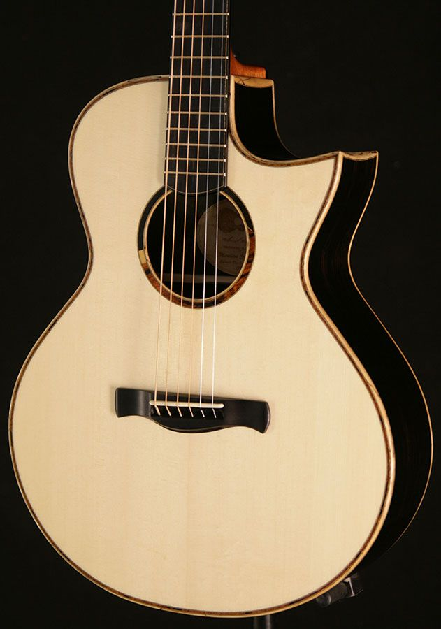 Most Beautiful Acoustic Guitar You Ve Ever Seen Post 1 Picture The Acoustic Guitar Forum Guitar Acoustic Guitar Luthier Guitar