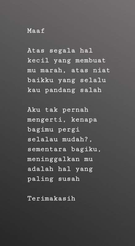 Quotes indonesia perpisahan 21+ ideas for 2019