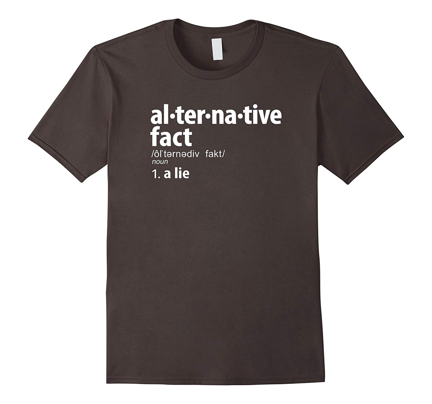Alternative Facts Definition TShirtTH T shirt, Shirts