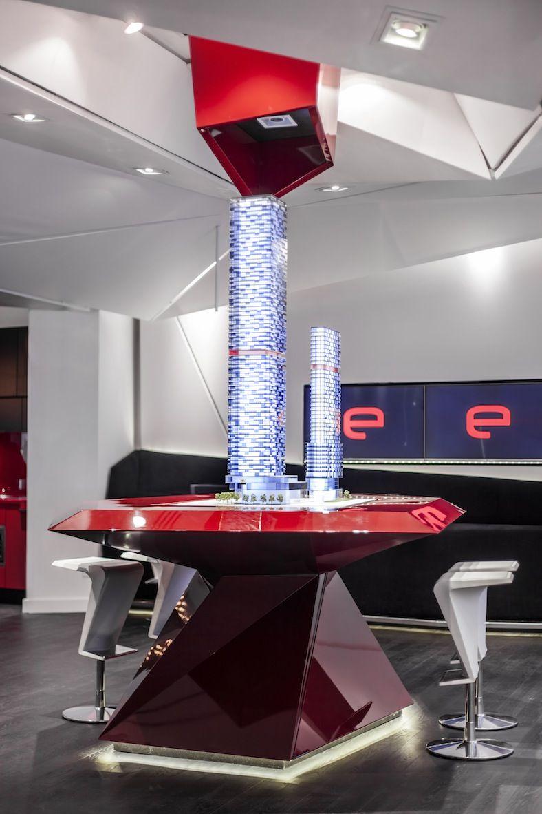 Project E Condos Presentation Center Toronto On Design Mike Niven Interior Design Developers