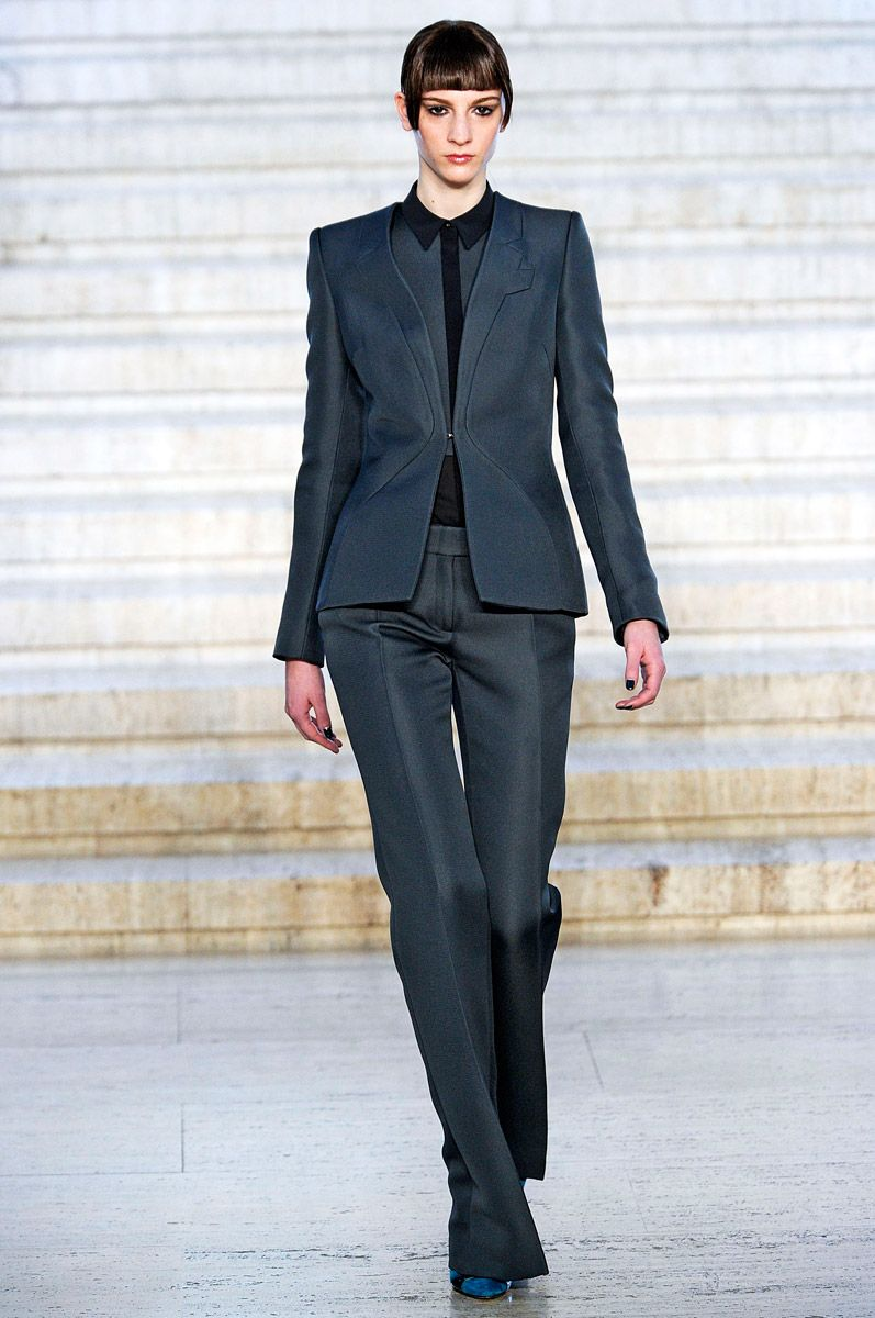Antonio Berardi Fall 2012 RTW - Review - Collections - Vogue