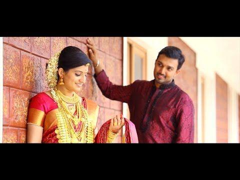 Best Kerala Hindu Wedding Video Christian Bride Hindu Wedding South Indian Wedding Saree