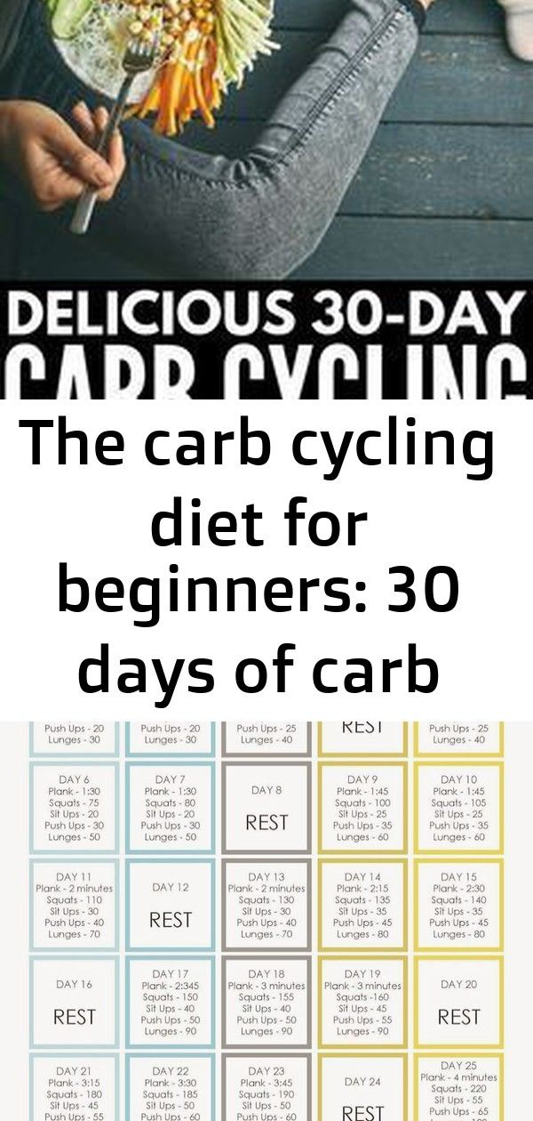 The Carb Cycling Diet for Beginners If you want to know