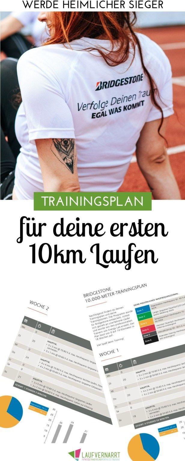 Photo of Der Weg zu deinen ersten 10km – Werde heimlicher Sieger – Laufvernarrt