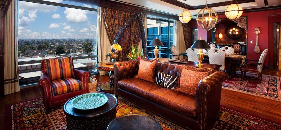 Adventureland Suite At The Disneyland Hotel