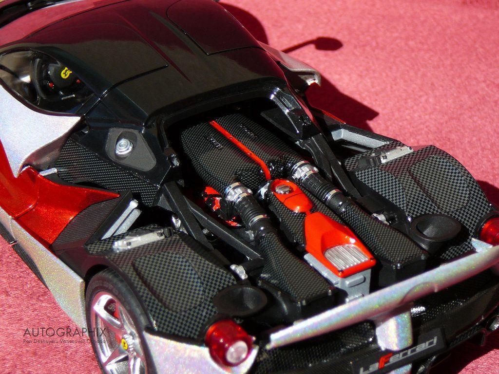 Ferrari LaFerrari Engine | Kit Car   Kit Car