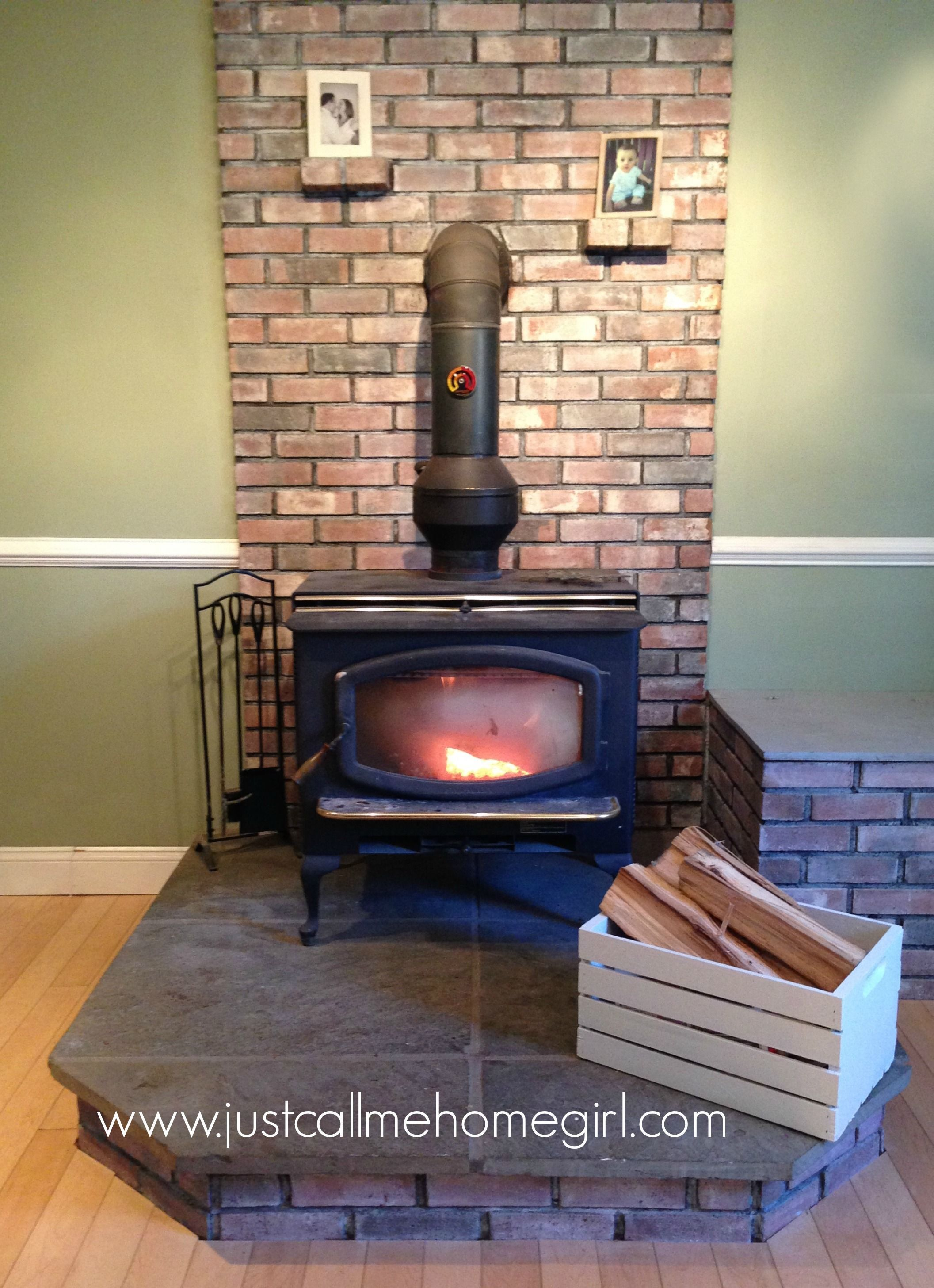 Diy Wood Stove Built In Just Call Me Homegirl Builtinstove Diy Wood Stove Wood Stove Indoor Wood Stove
