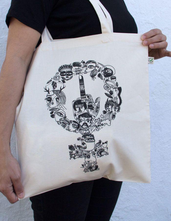 bolso-tote-bag-f-gender-roles-ilustracion-feminista-pnitas  ce7270512a548