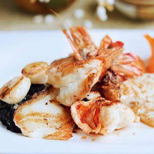 Teppanyaki seafood recipes yummy the philippine online teppanyaki seafood recipes yummy the philippine online recipe database forumfinder Images