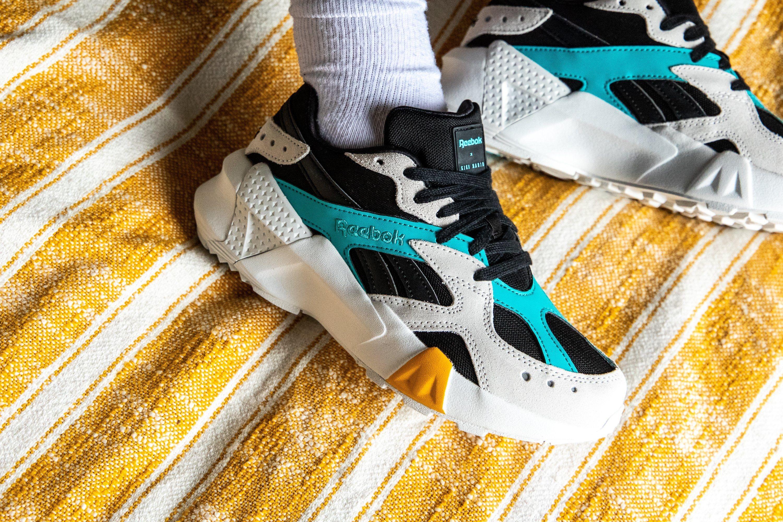 33092454 Gigi Hadid x Reebok Aztrek | Sneakers: Reebok Aztrek in 2019 ...