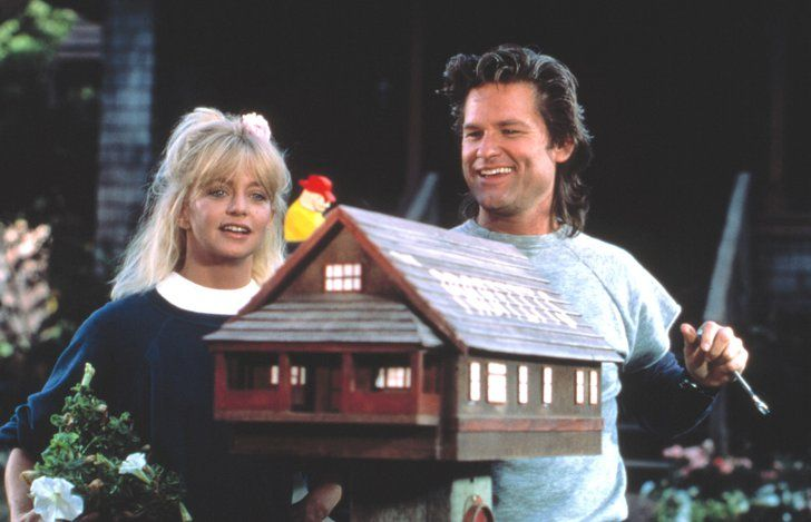 Goldie Hawn And Kurt Russell Overboard Goldie Hawn Overboard Movie Goldie Hawn Kurt Russell