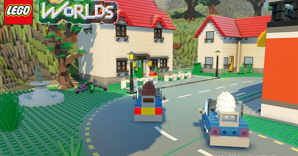 Lego Worlds' builds on its success by offering online multiplayer ...