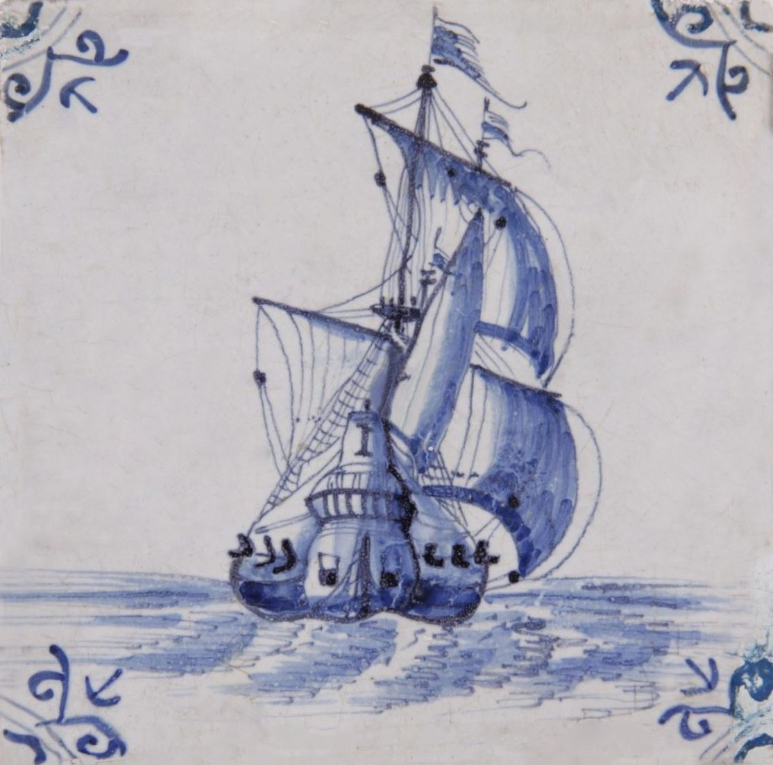 Dutch wall tile ceramic pinterest wall tiles dutch and delft dutch wall tile dailygadgetfo Image collections