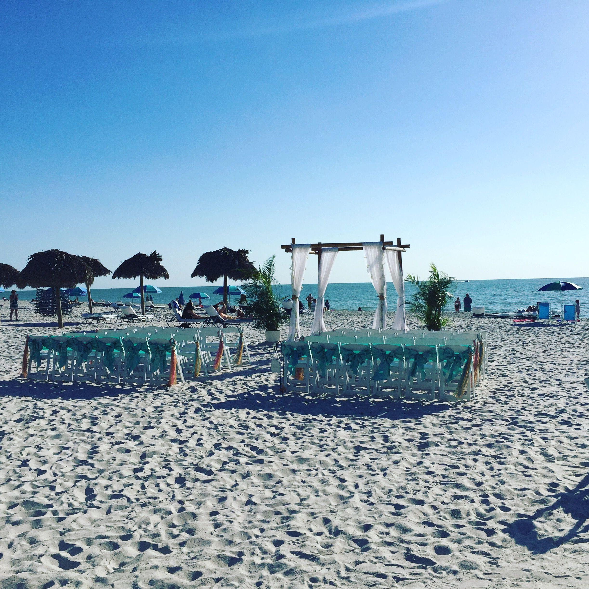 Naples, FL Beach Ceremony | Destination Wedding | Ceremony Music ...
