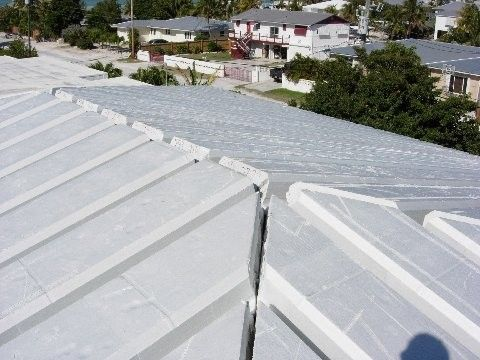 Pitched Concrete Roof With Icf  QuadDeck Setup  Building A