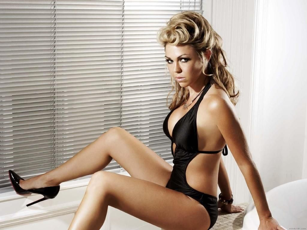 Adele silva hot there