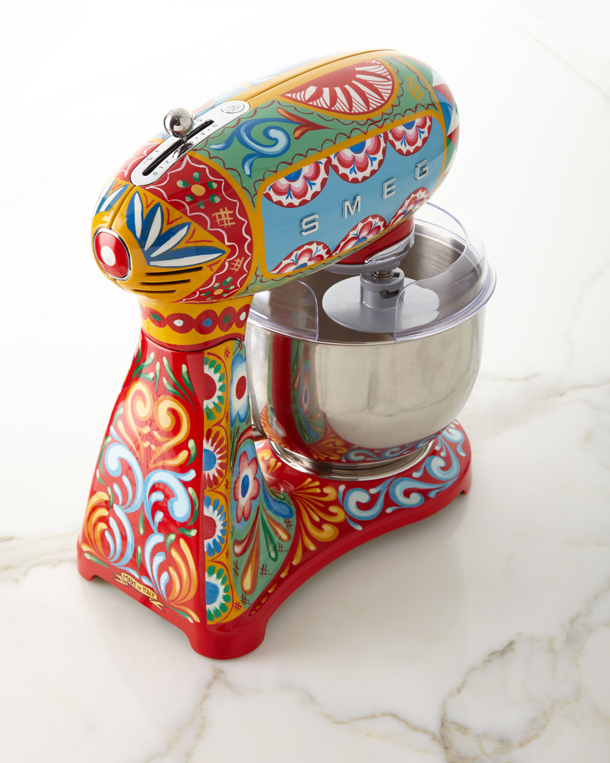 7ba924ad2be3 Dolce Gabbana x SMEG Sicily Is My Love Stand Mixer